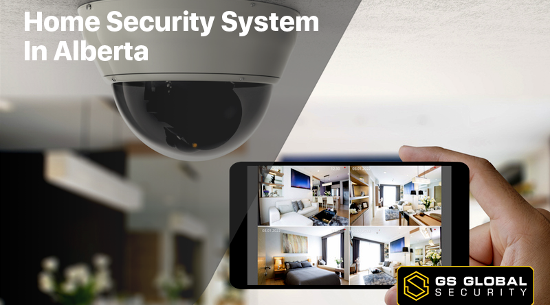 Best Home Security System In Alberta