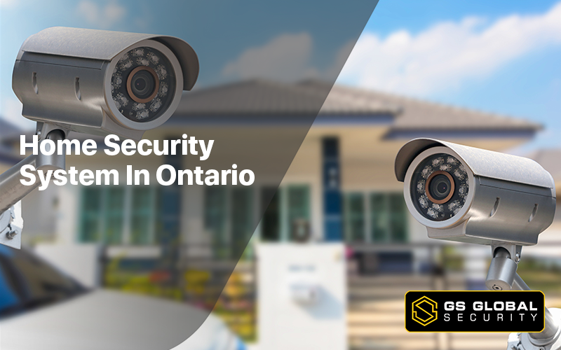 Best Home Security System In Ontario