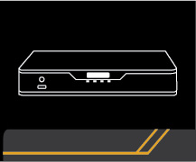 UNV IP Hybrid DVRs