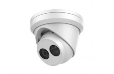 4MP IP Network Turret White