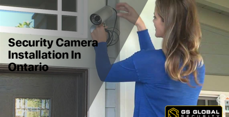 Security Camera Installation In Ontario