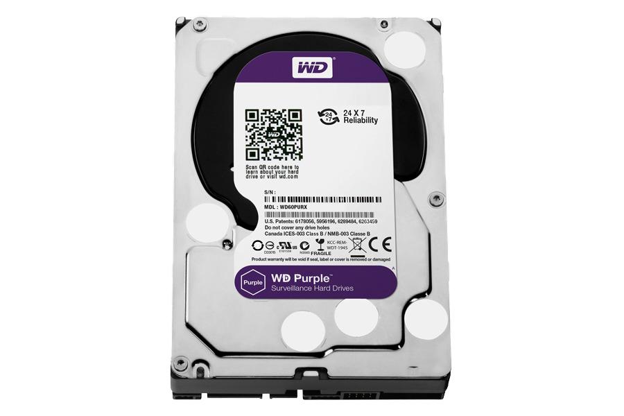 Western Digital Surveillance HDD