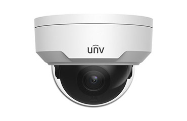 Univew IPC328LR3-DVSPF28-F 4K Vandal-resistant Network IR Fixed Dome Camera