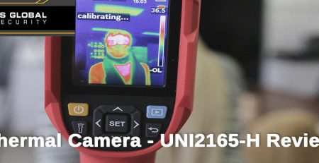 Thermal Camera Banner - UNI2165-H