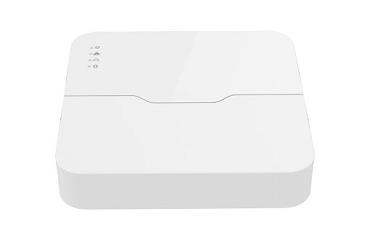 White Label SR-08NI-LS2-8P 8-ch 1-SATA Ultra 265/H.265/H.264 NVR