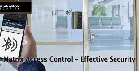 Matrix Access Control Banner
