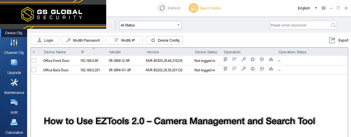 How to use EZTools 2.0 - Website Banner